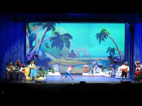 Disney Junior Live on Tour! Pirate & Princess Adventure - Jack & The Neverland Pirates
