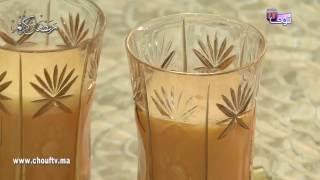 شهيوة في دقيقة.. عصير منعش صالح لوجبة الإفطار | شهيوة فدقيقة