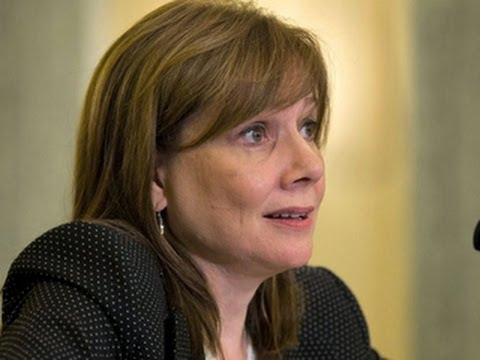 GM's Mary Barra blasted by senators on ignition switch defect