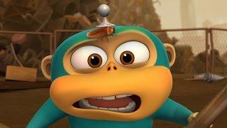 Vesmírne Opice 21 - Šváb