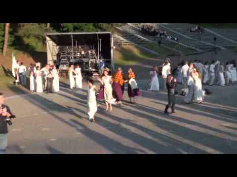 Gaudeamus XVI. Церемония закрытия фестиваля. Часть 3.
