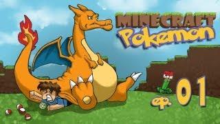 Minecraft Pokemon Part 1 I Choose You, Charmander