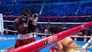 Pacquiao Vs. Clottey Highlights (HBO Boxing)