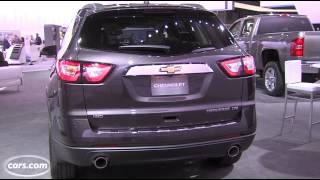 2013 Chevrolet Traverse Video Cars com videos