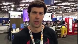 Tonico Novaes, diretor geral da Campus Party, fala sobre o lançamento do Fórum de Educação na CPB11