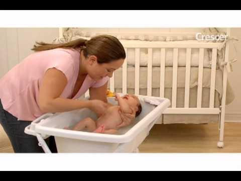 Como dar banho no bebê