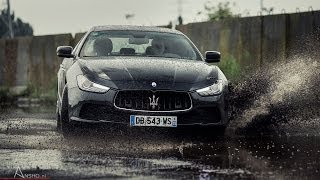 Maserati Ghibli S Q4 Review | www.hartvoorautos.nl | English Subtitled