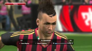 Pro Evolution Soccer 2014 (PES 2014) AC Milan And Inter
