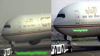 Etihad Airways EY-428 Abu Dhabi-Manila,Philippines Feb.19