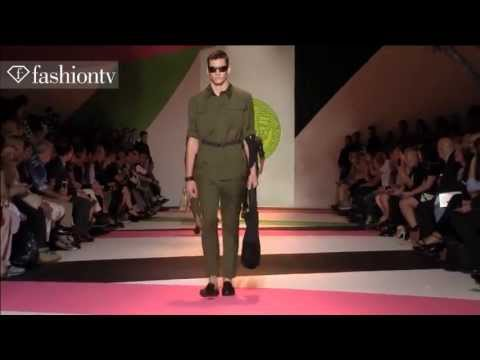 Versace Men Spring/Summer 2014 | Milan Men's Fashion Week | FashionTV