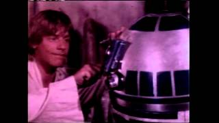 Original Star Wars Teaser Trailer from 1976