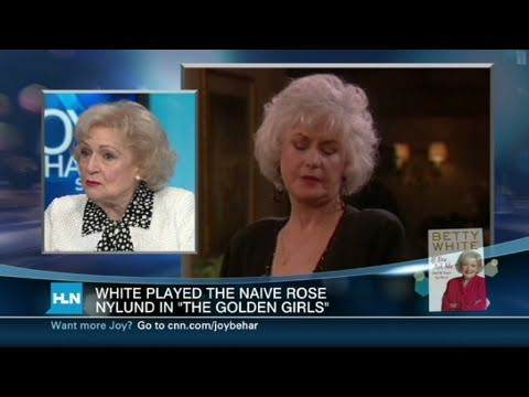 Cnn official interview betty white bea arthur was not for Why did bea arthur hate betty white