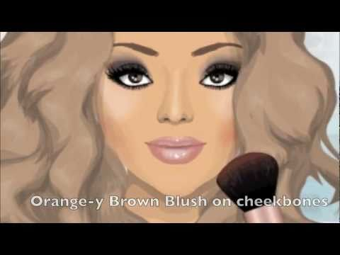 Stardoll Make-Up Tutorial- Jessica Alba Inspired Look (#137), Requested a lot, and I hope it's helpful for people who have said they want to use her as an entry in my contest but don't how to make it look more like her ...
