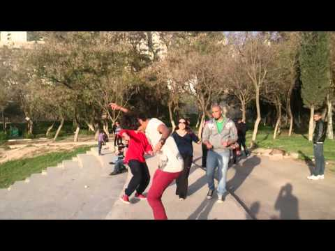 Pharrell Williams - Happy (Palestine - Nablus)