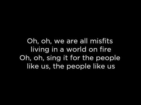 Kelly Clarkson - People Like Us - Lyrics