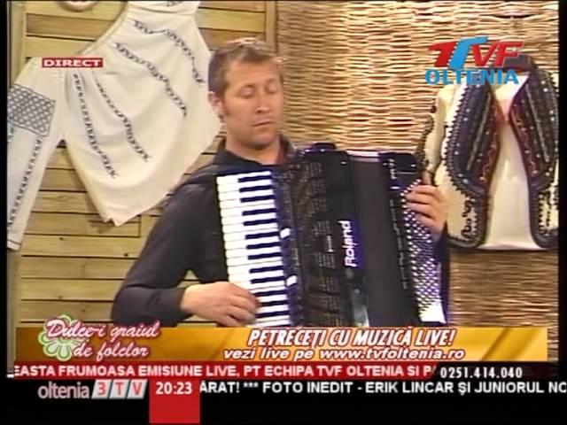 Nicusor ROMANU - Pana la craciun sa ma tii mai doamne - Live 2013