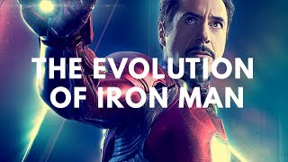 Evolution of Iron Man in Movies & TV (1966-2018) with Avengers Infinity War