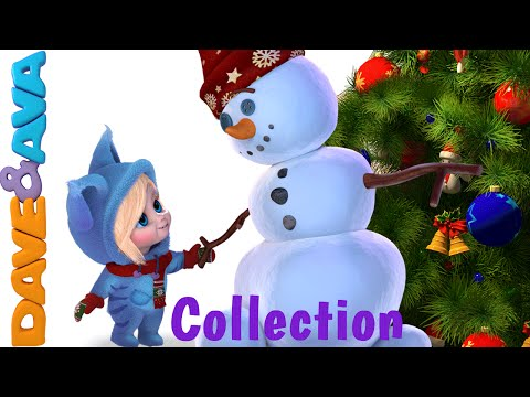 We Wish You a Merry Christmas | Christmas Songs and Christmas Carols Collection from Dave and Ava