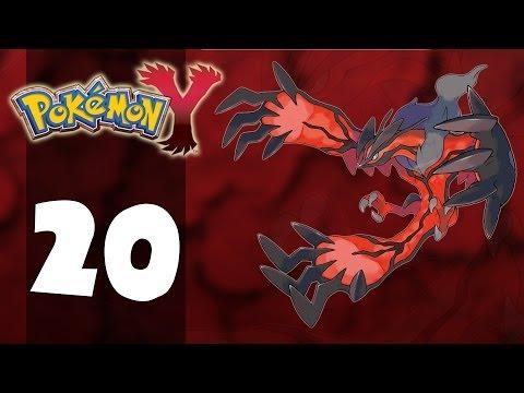 Pokémon Y - Part 20 (Playthrough/Walkthrough)