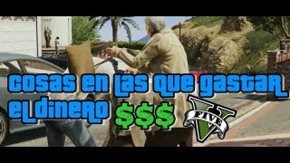 Tutorial GTA V Comprar Coches,Casas Y Invertir En La
