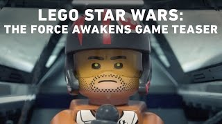 LEGO Star Wars: The Force Awakens Video Game - Announce Teaser Trailer