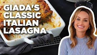 How to Make Giada's Classic Italian Lasagna | Food Network