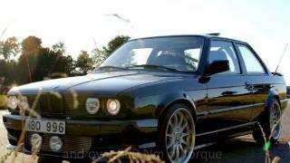 Красавиц E30 с двигателем BMW M57D30