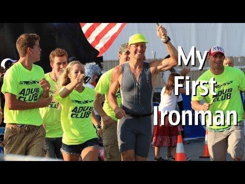 1st time Ironman...Inside a Triathlete's Brain