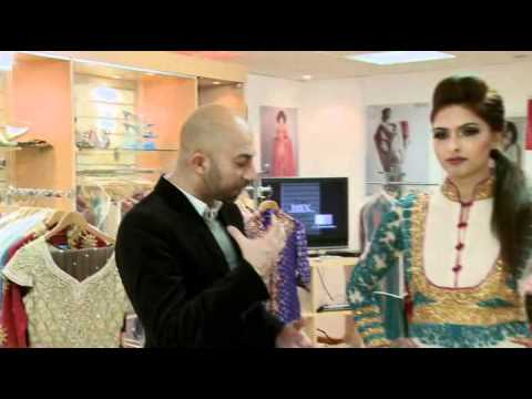 Asian Wedding Designers - HSY - WeddingTV, The top names in Asian bridal fashion share their secrets, tips and recent collections. In this episode, top Pakistani designer HSY talks about the style beh...