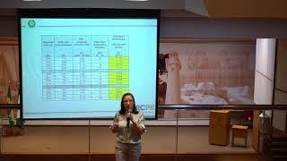 ICMS e ISS no transporte de cargas e na logística – Aspectos fiscais – Curso realizado pela instrutora Ivonizia Fonseca Cunha na sede do CRC/PR – Parte 5