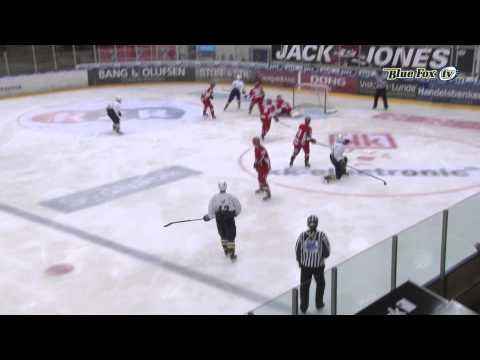 17-09-13 highlights Blue Fox - Rødovre Mighty Bulls