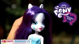 Rarity Doll / Lalka Rarity Equestria Girls My Little