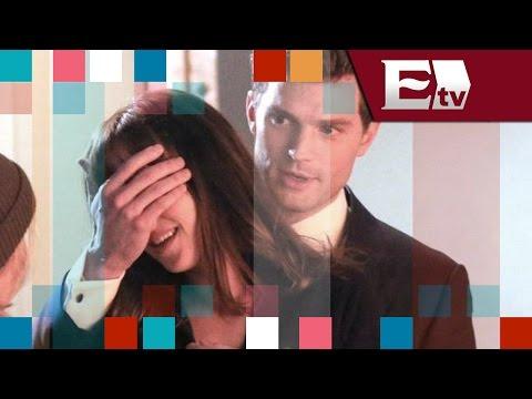 EXCLUSIVA: Primer tráiler oficial de la película 50 sombras de Grey/ Entre Mujeres
