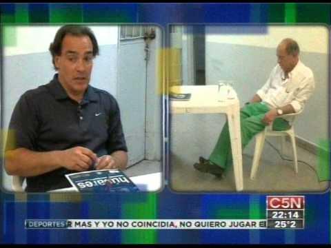 C5N - CHICHE EN VIVO: ENTREVISTA A UNO DE LOS PARTICIPANTES DEL ROBO DEL SIGLO