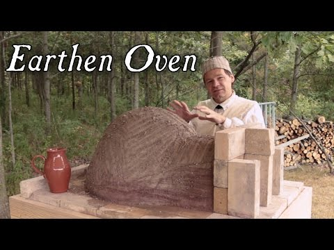 How to Build an Earthen Oven - Jas Townsend and Son Cooking Series