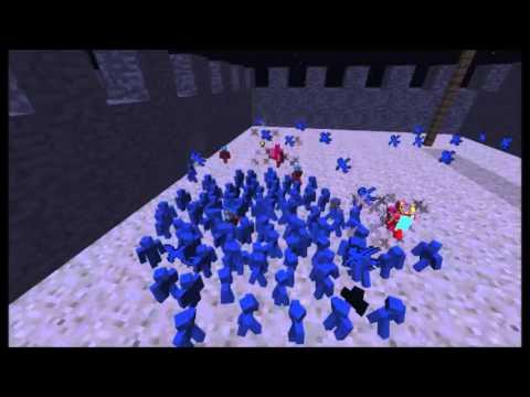 Minecraft Kurtuluş savaşı