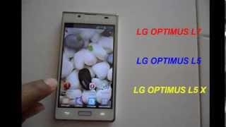 Android 4.4 Kitkat Para Lg Optimus L5, L7 Y L5x