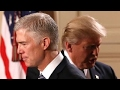 Should GOP use nuclear option if Dems filibuster Gorsuch?