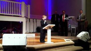 Kanon Preaching