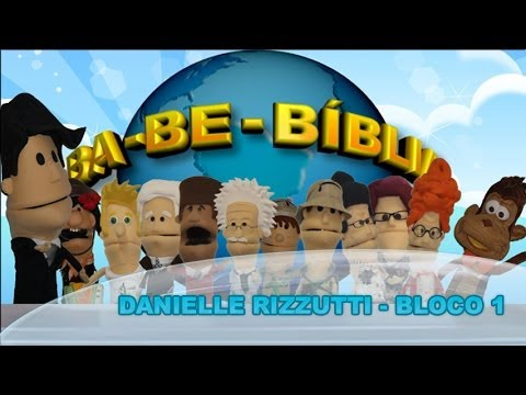 Babebiblia - Danielle Rizzutti - (bloco 1 de 4) 27-06-2014