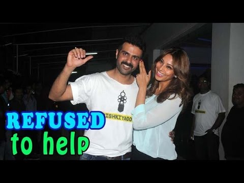 Harman Baweja REFUSES to help Bipasha Basu