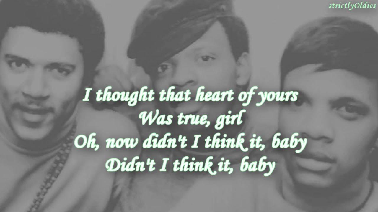 Skinshape – I Didn't Know Lyrics | Genius Lyrics
