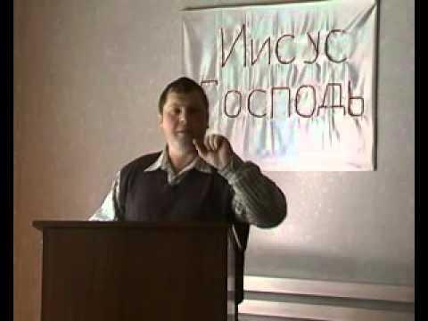Владеющий собой, лучше завоевателя города...Проповедует Алексей Радчук