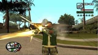 Como Tener Doble Arma En GTA San Andreas [HD]