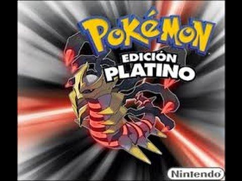 descargar pokemon platino en español