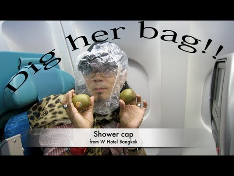 What is in Her bag ?查袋大行動