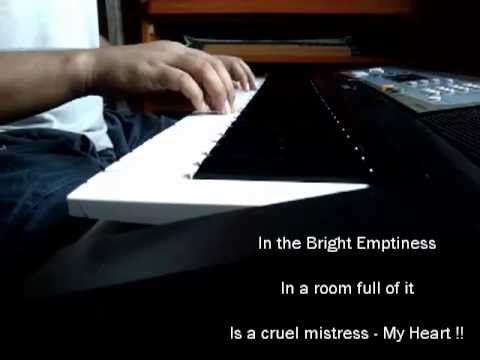 Emptiness Rohan Rathore Piano Cover by Praveen Menezes