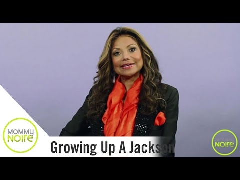 LaToya Jackson Talks Growing Up As A Jackson