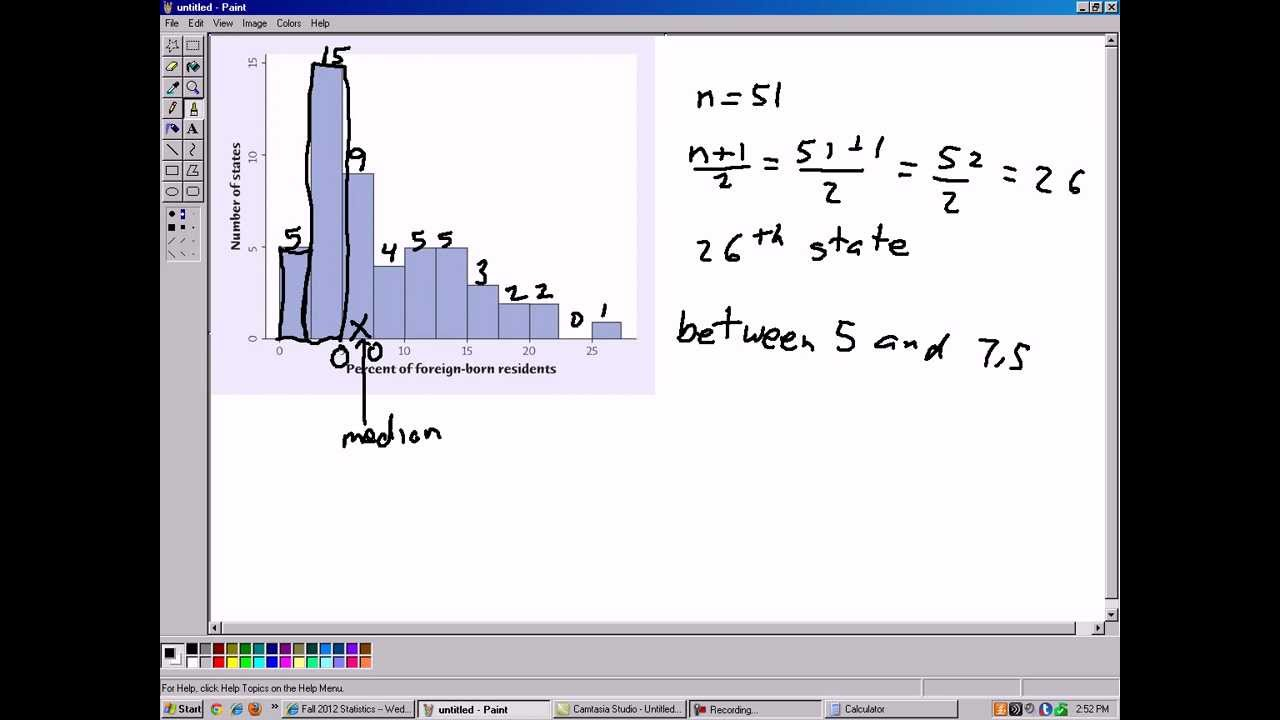 How Do You Find The Mean And Median