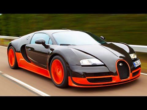 Top 10 najrýchlejších áut sveta